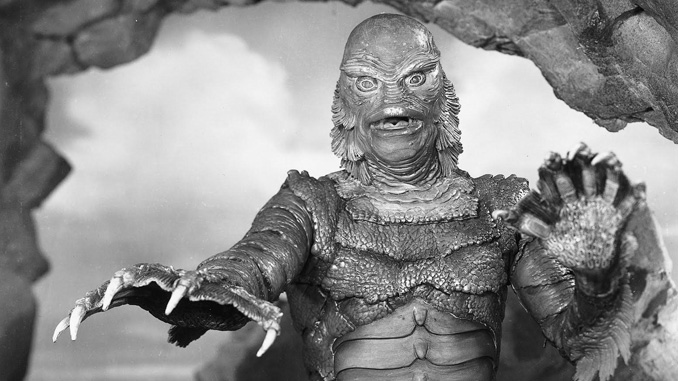 Ben Chapman as Gill-man