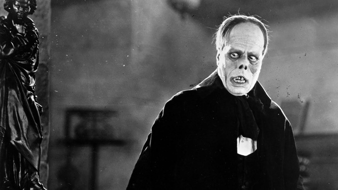 Lon Chaney, Sr. as the Phantom of the Opera