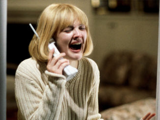 "Drew Barrymore in ""Scream"" (1996)"