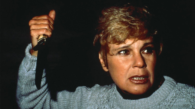 "Betsy Palmer in ""Friday the 13th"" (1980)"