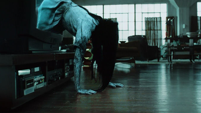 "Daveigh Chase in ""The Ring"""