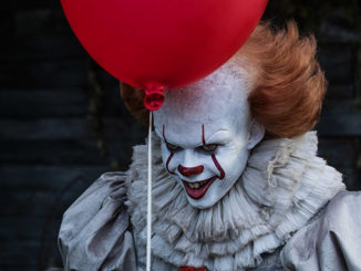 "Bill Skarsgård in ""It"" (2017)"