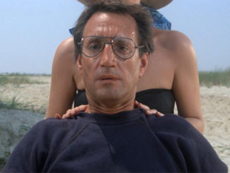 "Chief Brody (Roy Scheider) Pulls His First ""What the Shit?!"" Face"