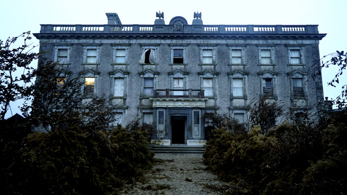 "Loftus Hall, the most haunted house in Ireland and filming location of ""The Lodgers"" (2017)"