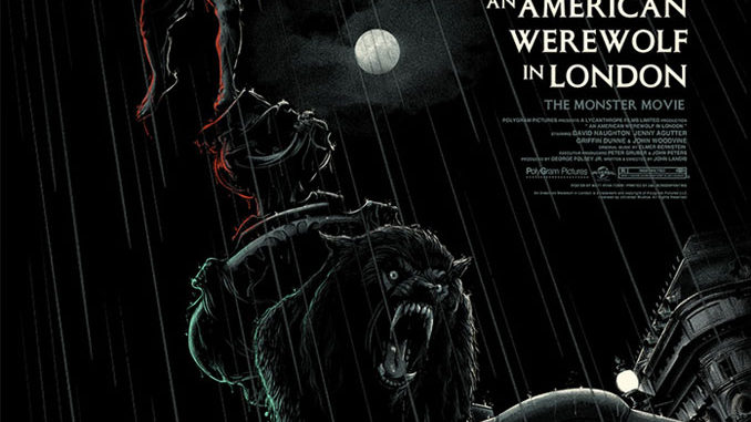 """An American Werewolf In London"" by Matt Ryan Tobin"