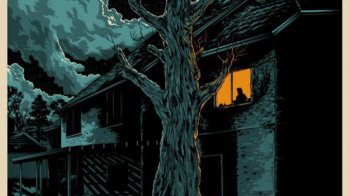 """""""Poltergeist"""" by Ken Taylor"""