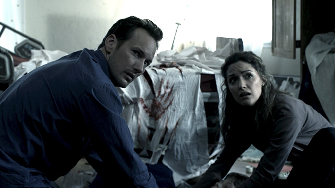 "Patrick Wilson and Rose Byrne in ""Insidious"" (2010)"