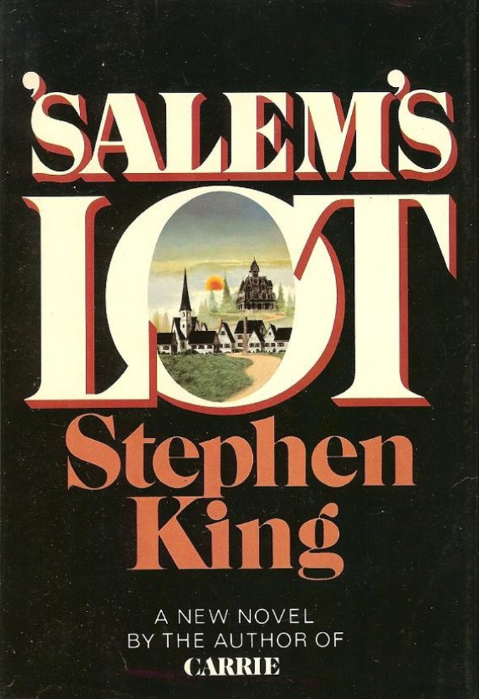 Stephen King's Salem's Lot, First Edition
