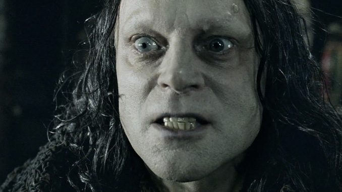 Brad Dourif in The Lord of the Rings
