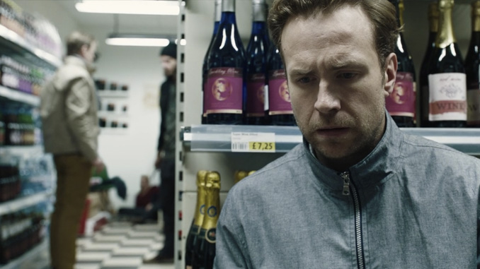 Rafe Spall in The Ritual