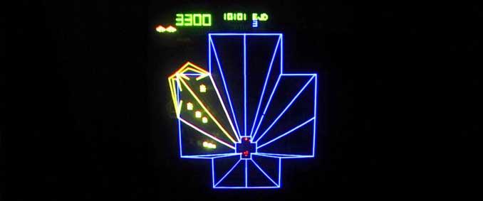Tempest for Atari, 1981