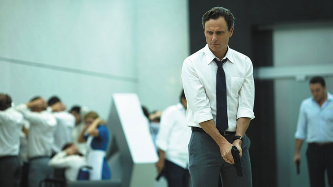 Tony Goldwyn in The Belko Experiment (2017)