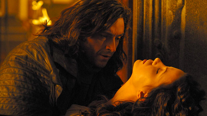 Hugh Jackman and Kate Beckinsale in 2004's Van Helsing