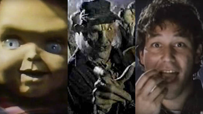 10 of the Best Horror Movie TV Spots from the '70s to the '90s