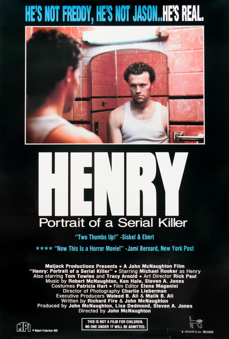 Henry Portrait of a Serial Killer (1986)