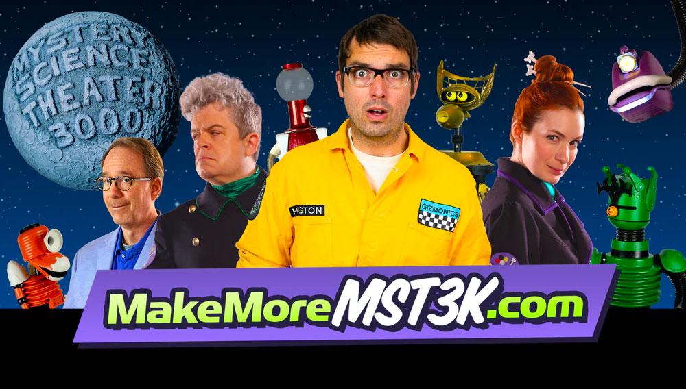 Make More MST3K!